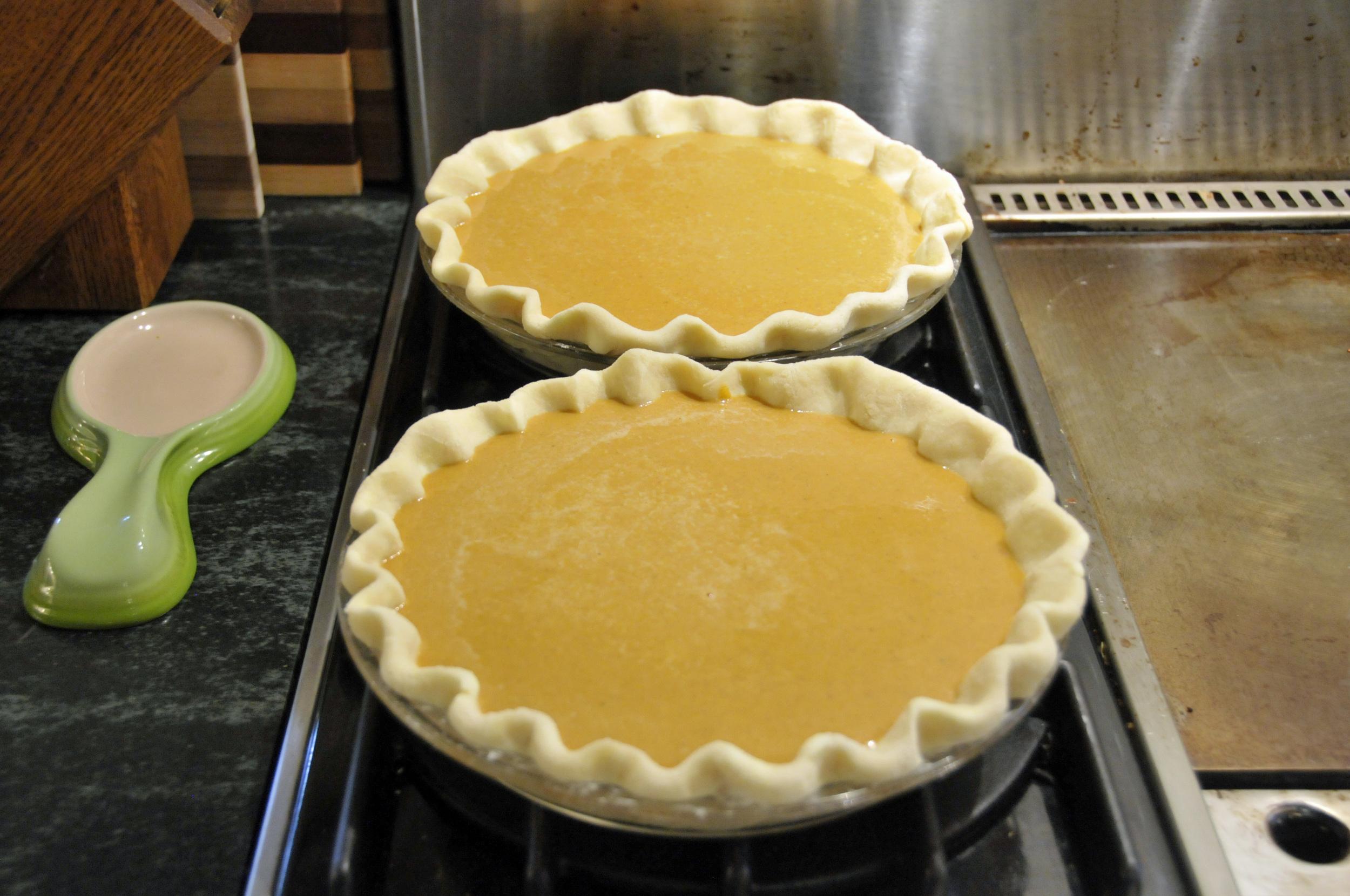 Pumpkin Pie  (4)