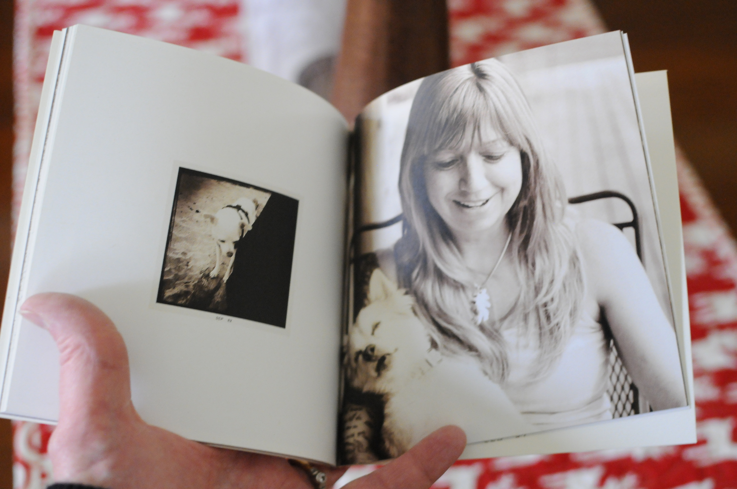 Cheryl and Mark's book (3)