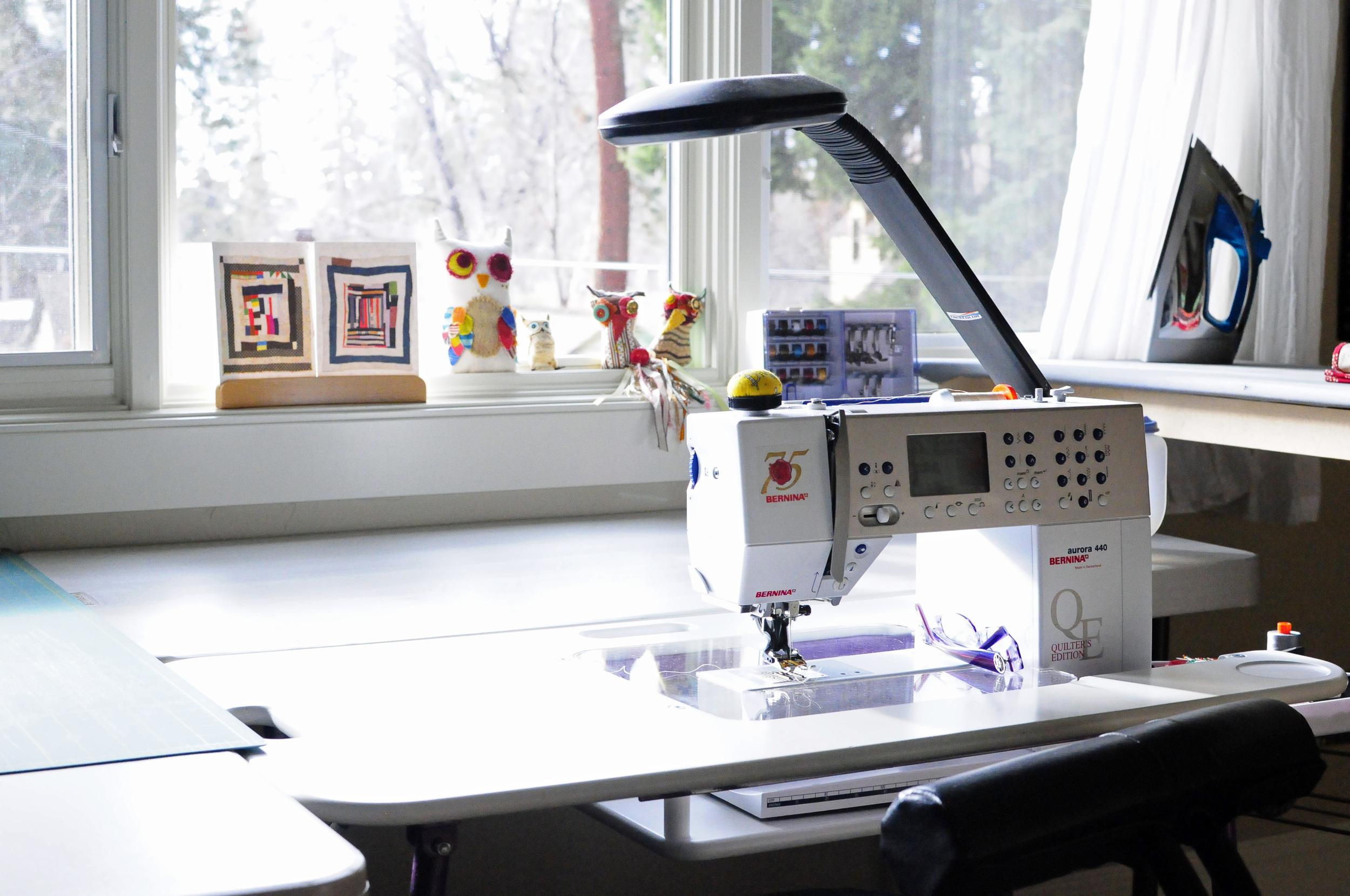 Studio views (2)