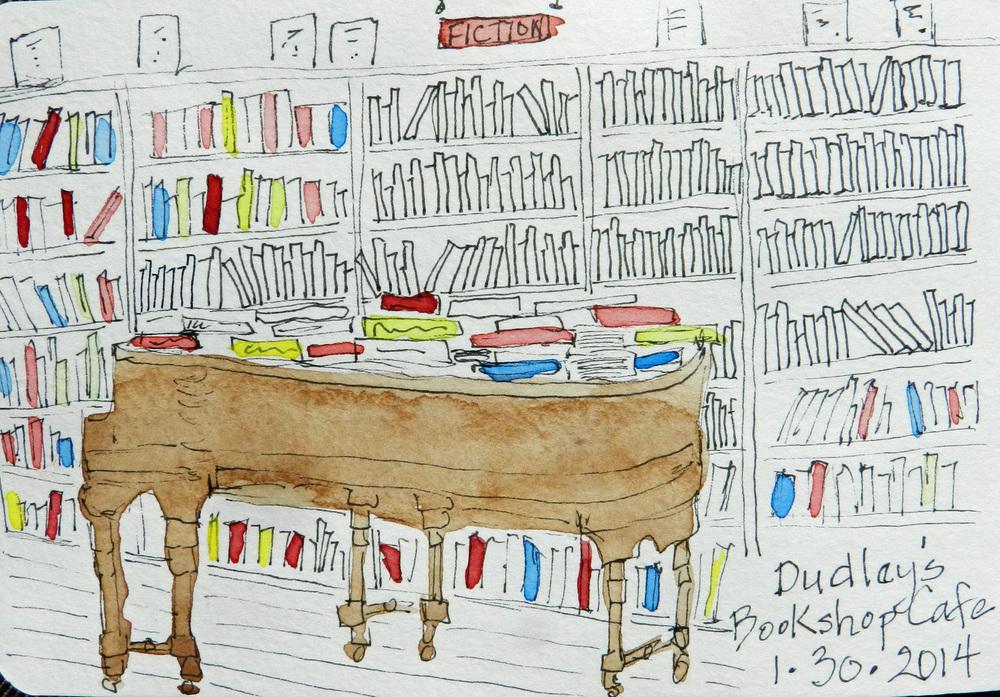 Older Journal Sketches (10)