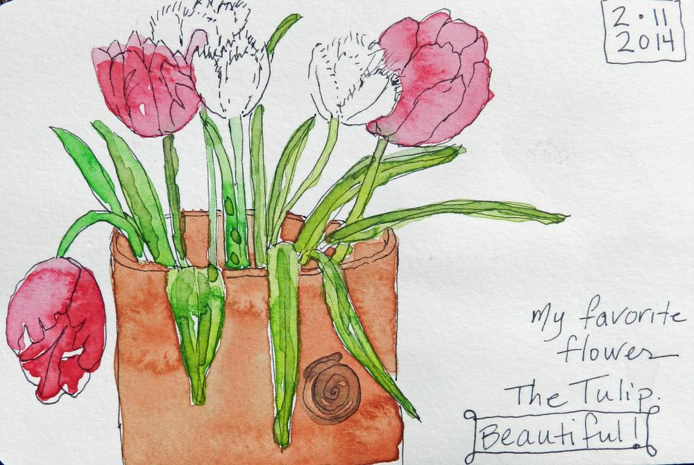 Older Journal Sketches (20)