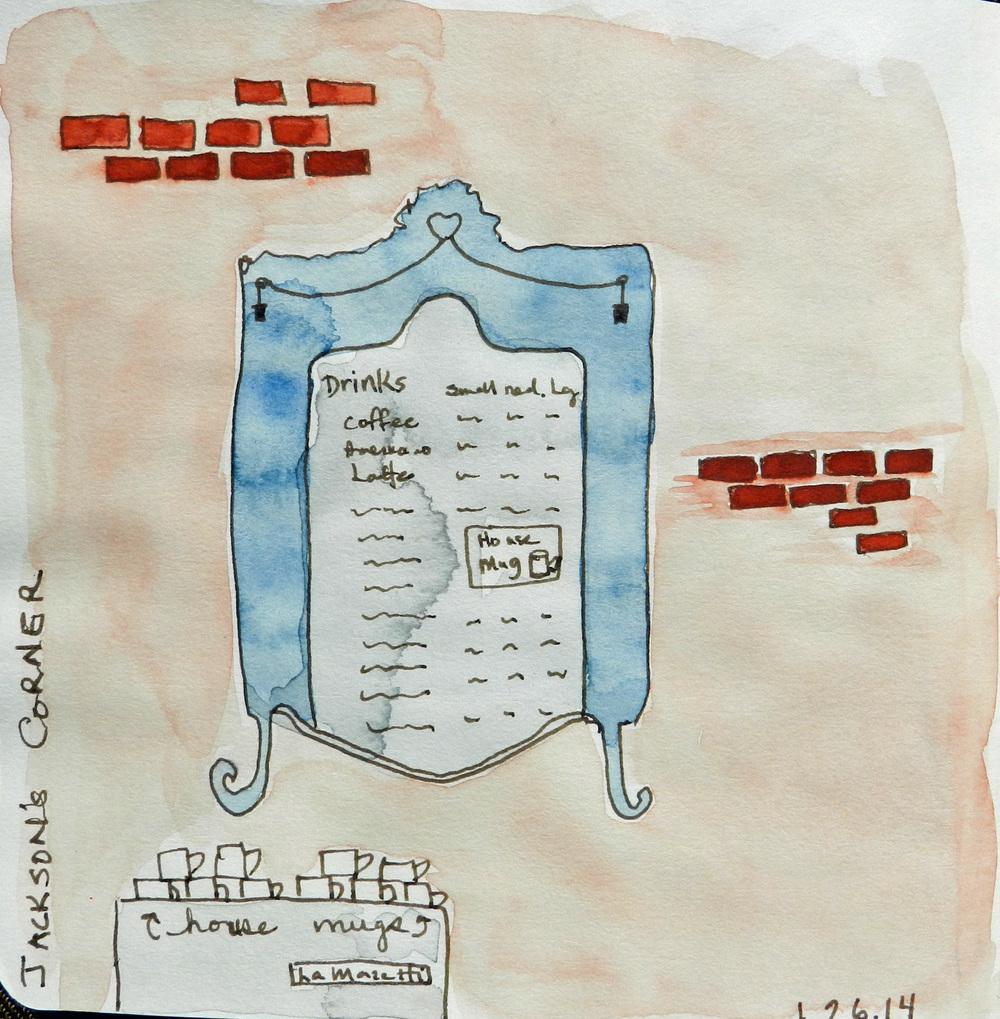 Older Journal Sketches (24)