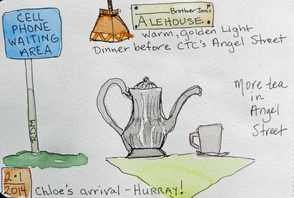 Older Journal Sketches (14)