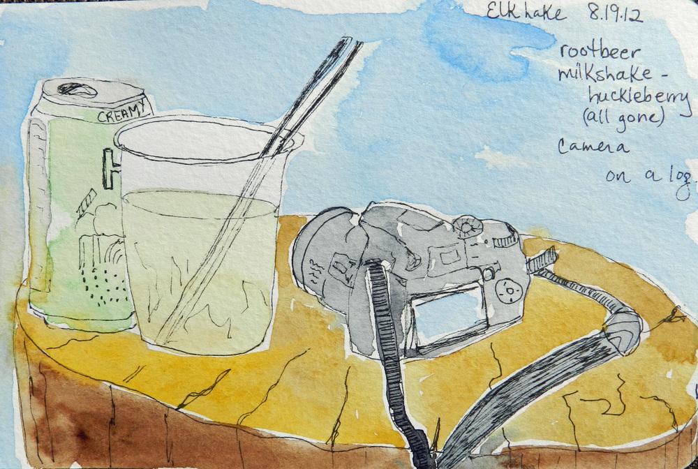 Older Journal Sketches (3)