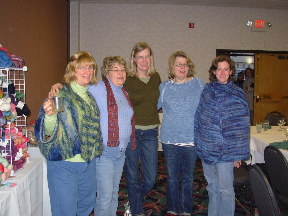 Cat, Nancy, Ann, Kay, Ann
