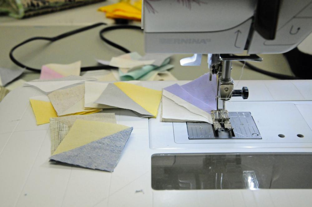 Minimal quiltmaking with gwen marston u2014 kristin shields