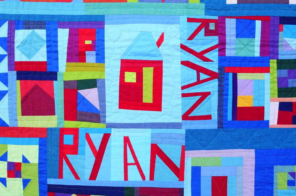Ryan's Quilt 2010