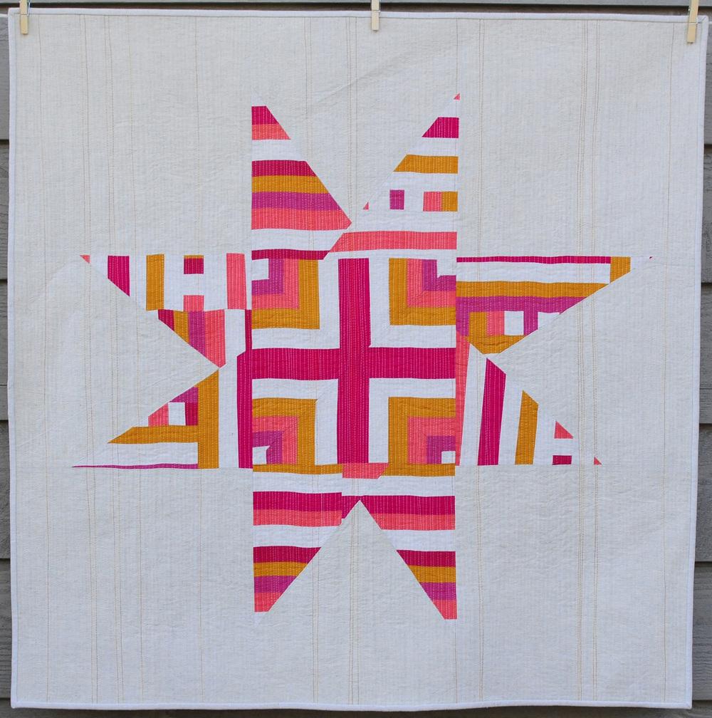 Fruity Star-Crossed Strings, 38 x 38