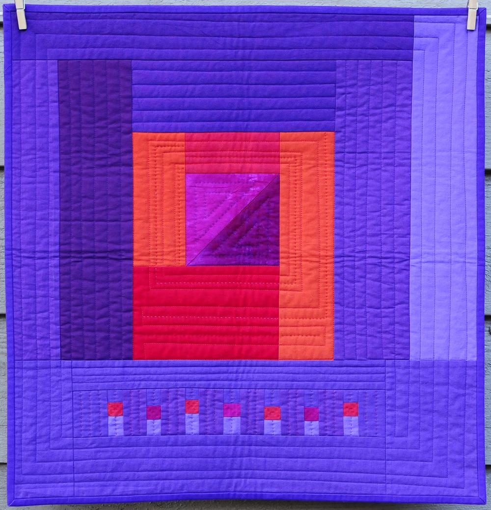 Minimal Purple