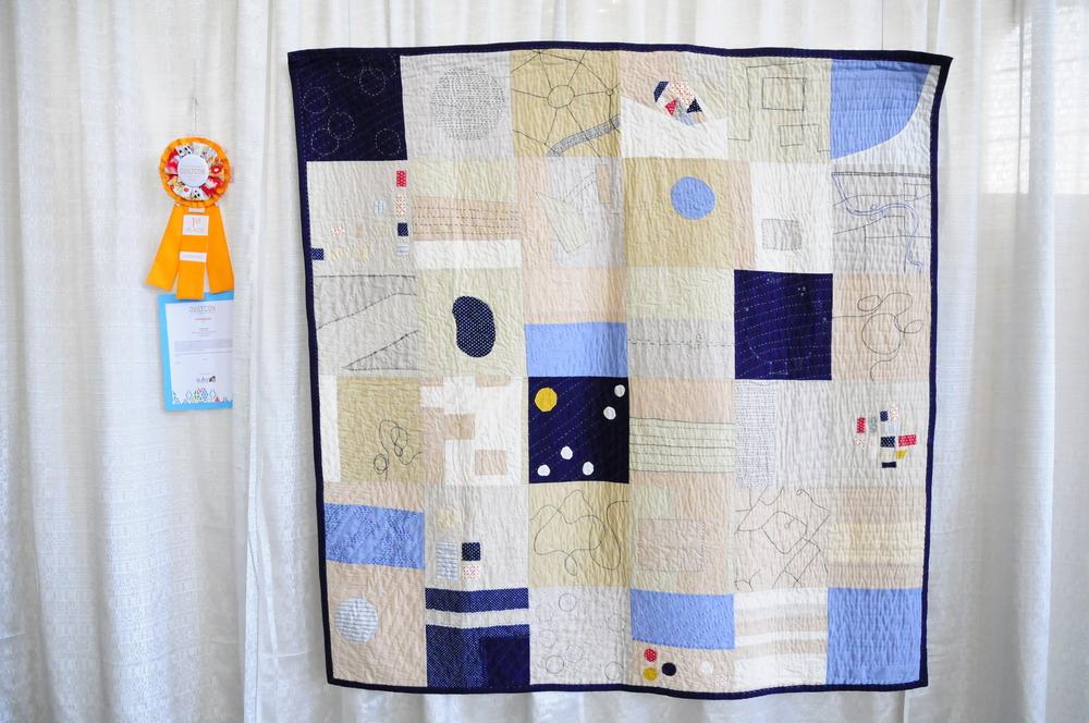 Places Unfold by Heidi Parkes, 1st Place Handwork