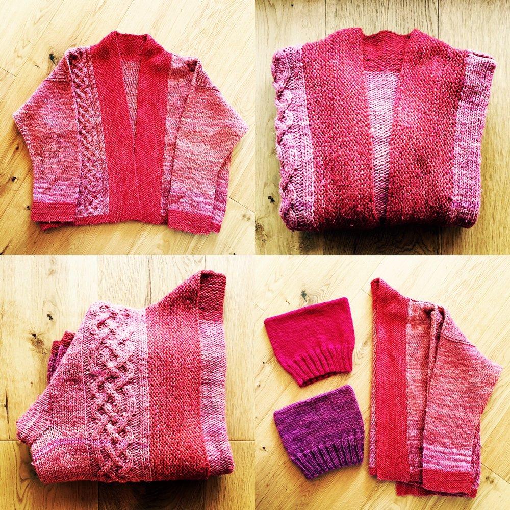 Repurposing Pink!