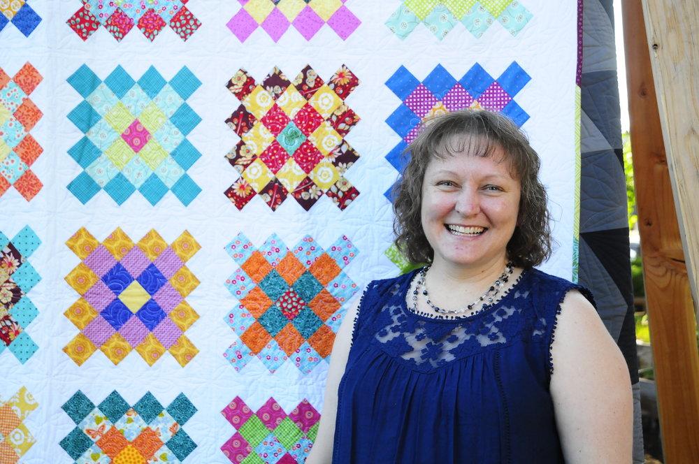 Tamra Dumolt, Featured Quilter