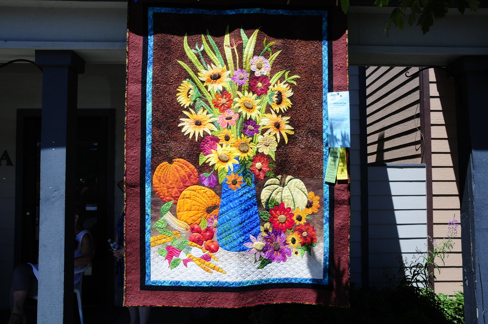 Fall Harvest by Pat Busby, Cover to Cover Quilters