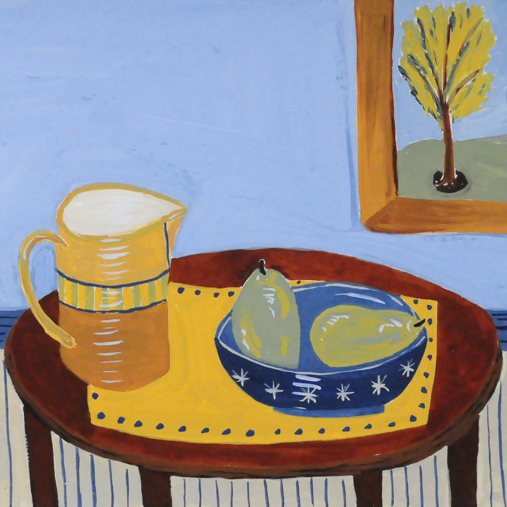 2017 Still Life Interior with Yellow Pitcher crop.jpg