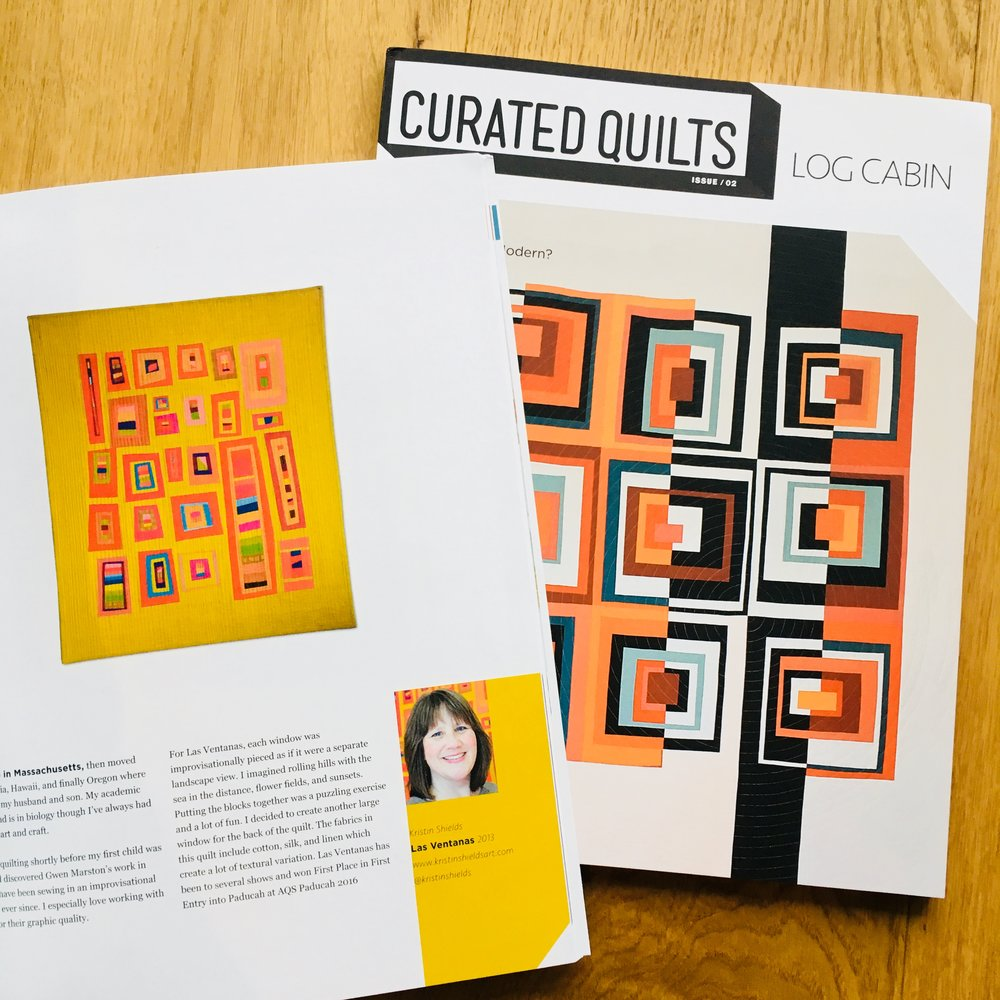 Curated Quilts Issue 2