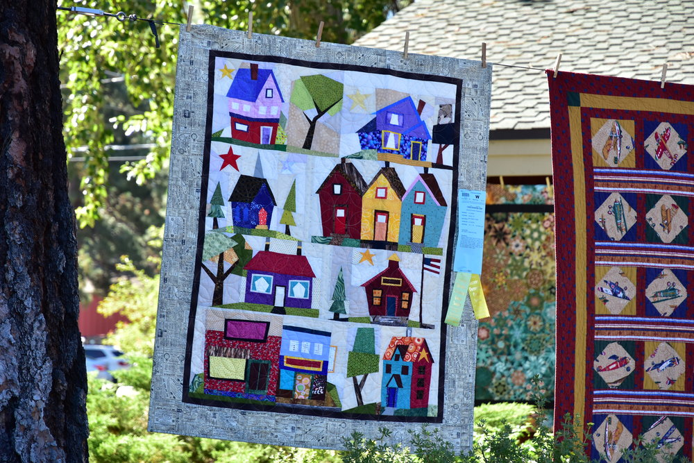 Featured Quilter Liz Weeks