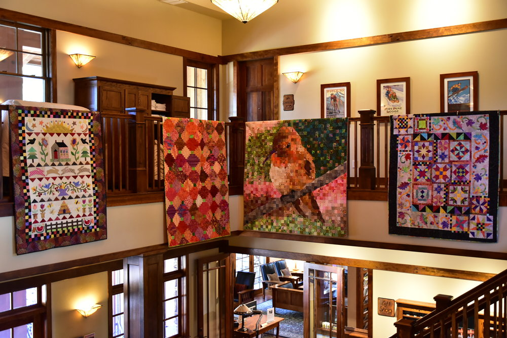 Quilts of Jill Monley