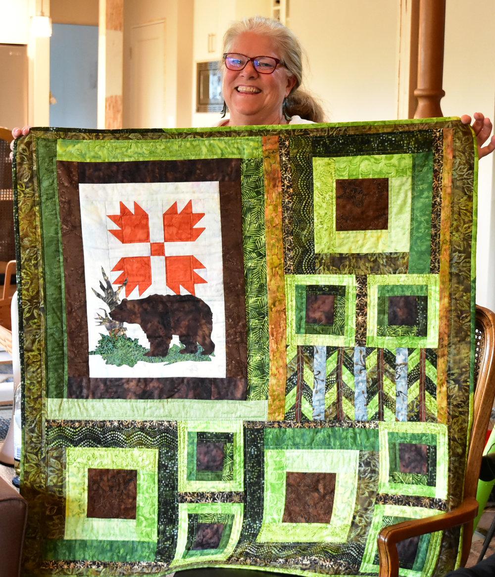 A Bear Visits Martin by Susan Mondry