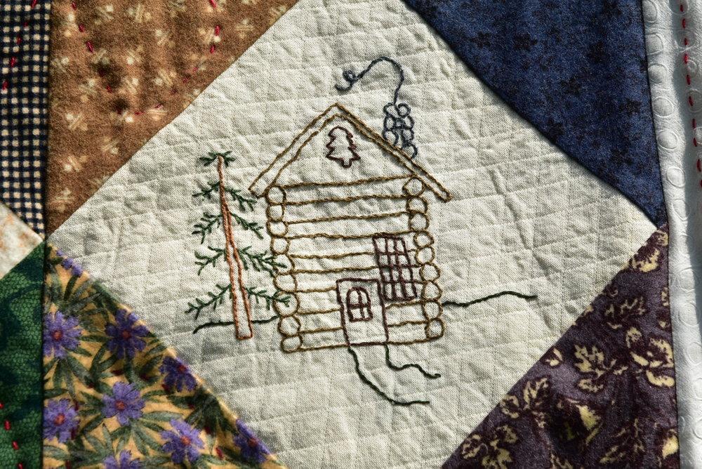Dave's cabin