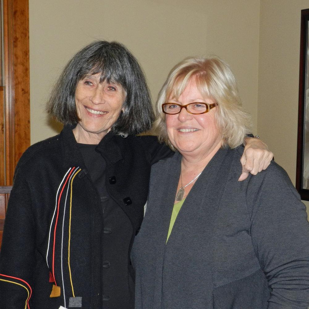 2012 Gwen and Sue Spargo