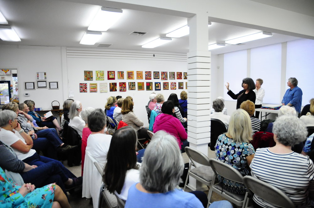 2016 Gwenny's Night Out at the Stitchin' Post