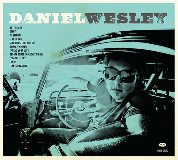 Daniel Wesley (Self Titled) October 20, 2009