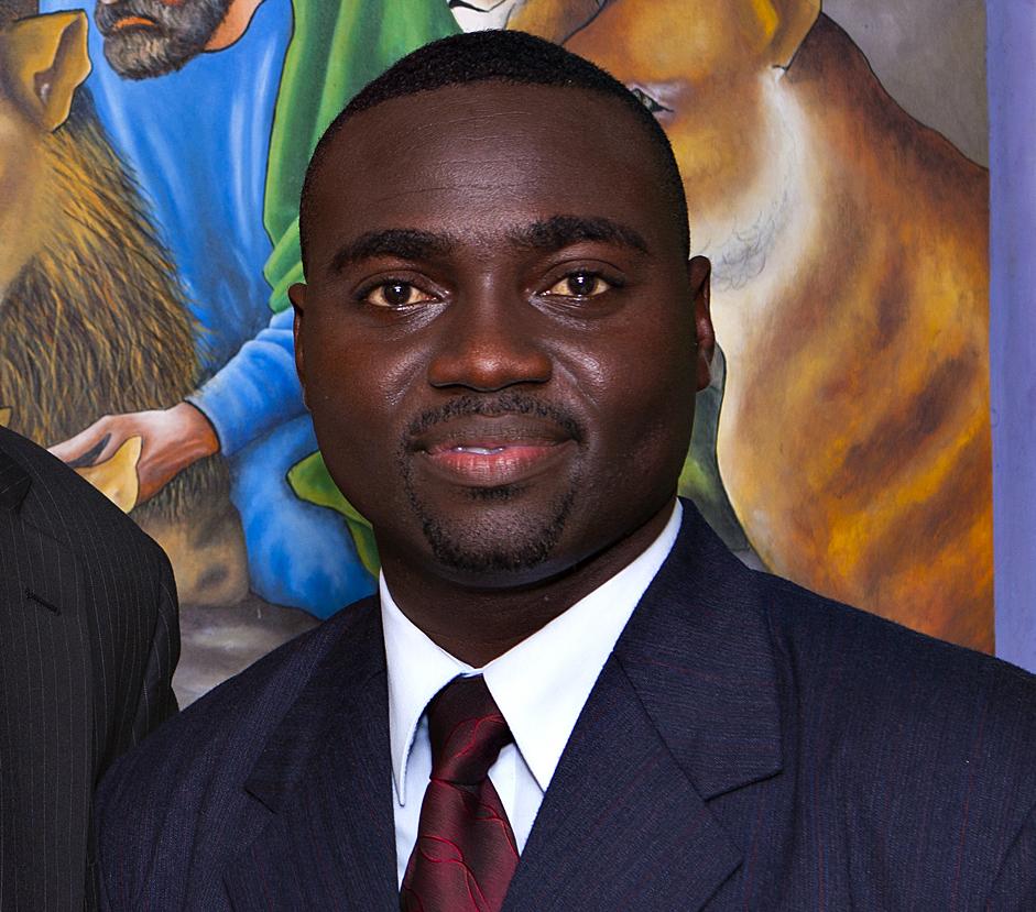 Pastor Wesly Saintidor