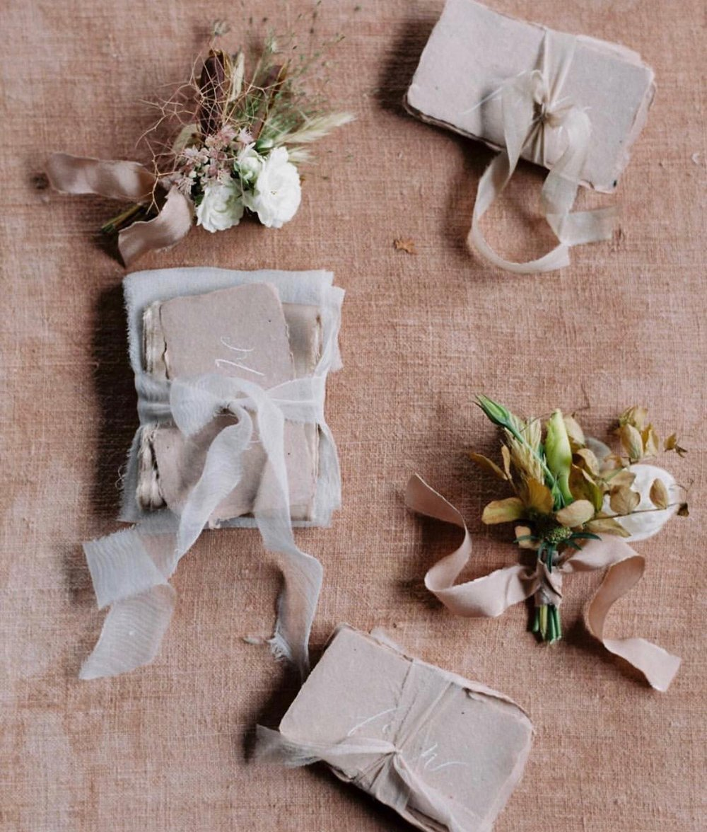 Source:  Styling Surface ,  Paper ,  Ribbon