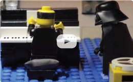 Lego Star Wars with John Williams