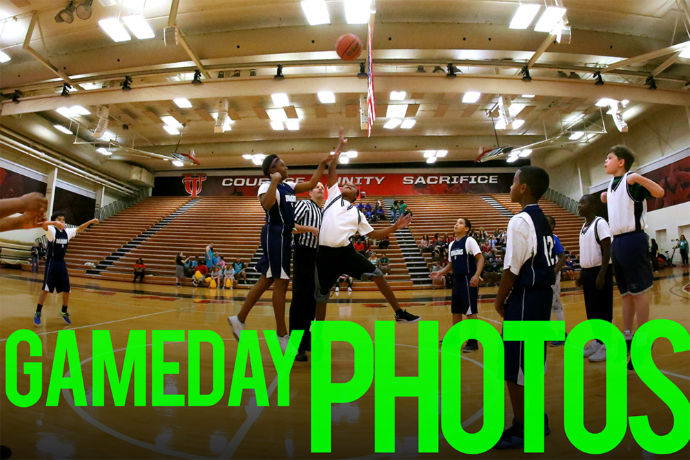 Click image for GAMEDAY PHOTOS