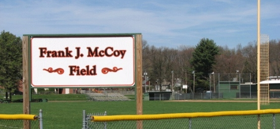 Frank J. McCoy Field at Henry Park, Vernon, Connecticut