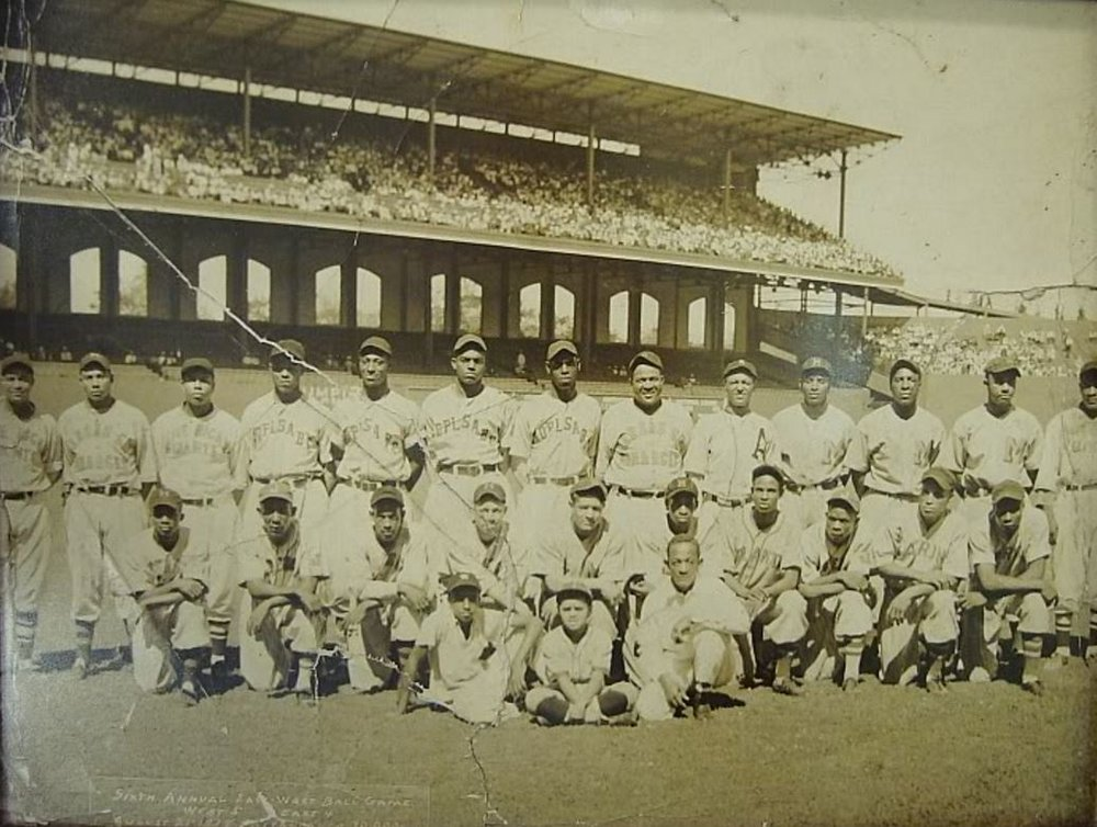 1938 Negro League All-Star Game