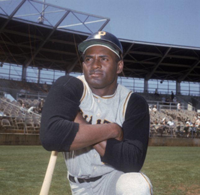 Roberto Clemente Pittsburgh Pirates.png