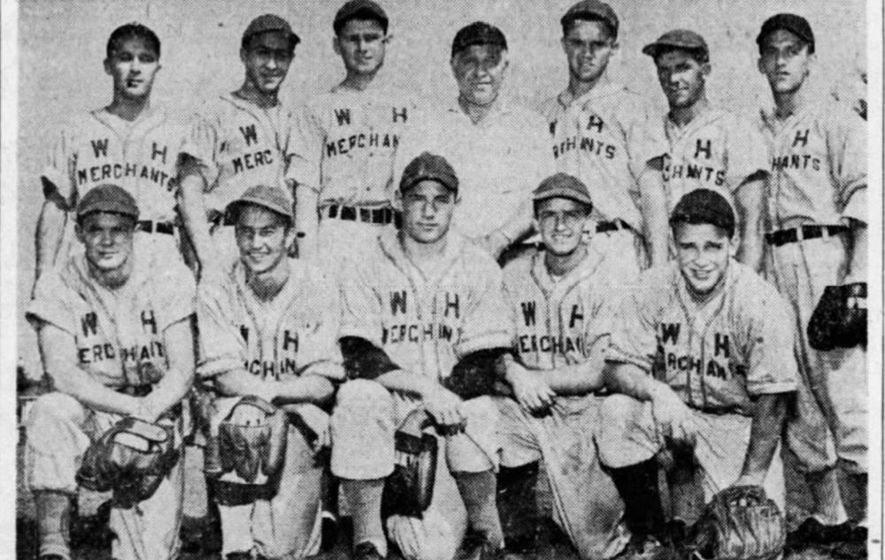 1948 West Hartford Merchants