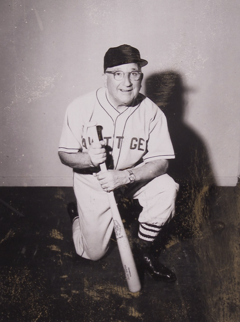 Bill Savitt in a Savitt Gems uniform, 1966.