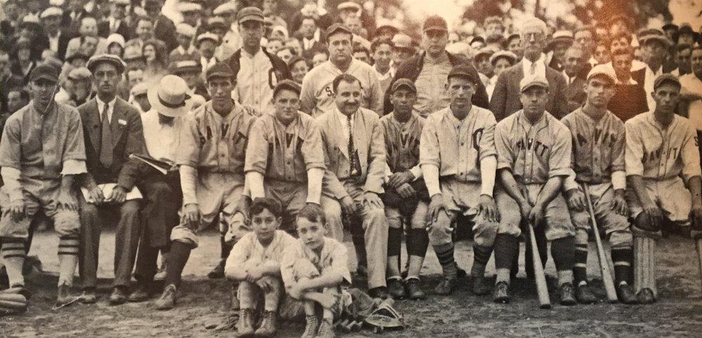 Savitt Gems, GHTBL Champions, 1930