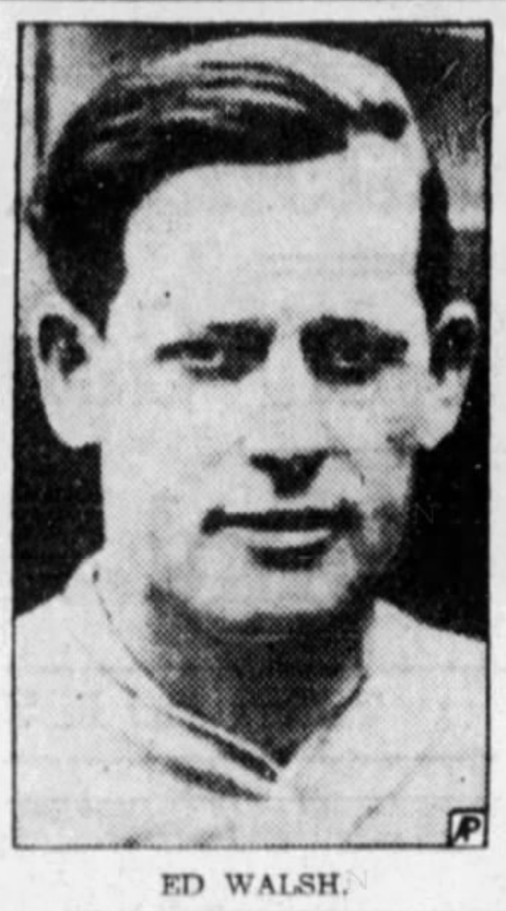Ed Walsh, Savitt Gems, 1940.