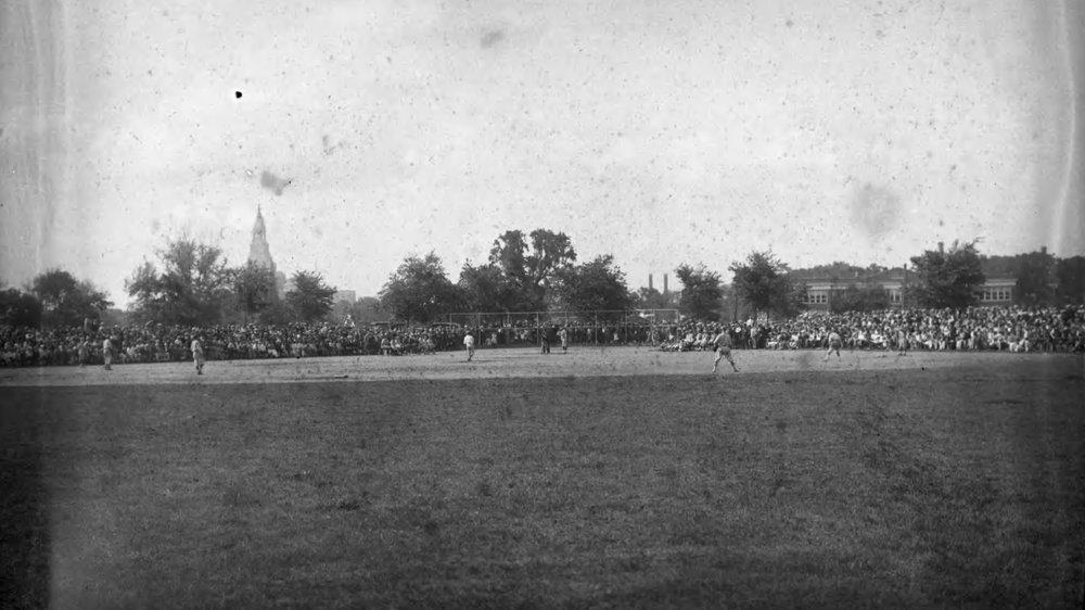 Colt Park, Hartford, Connecticut, 1926.
