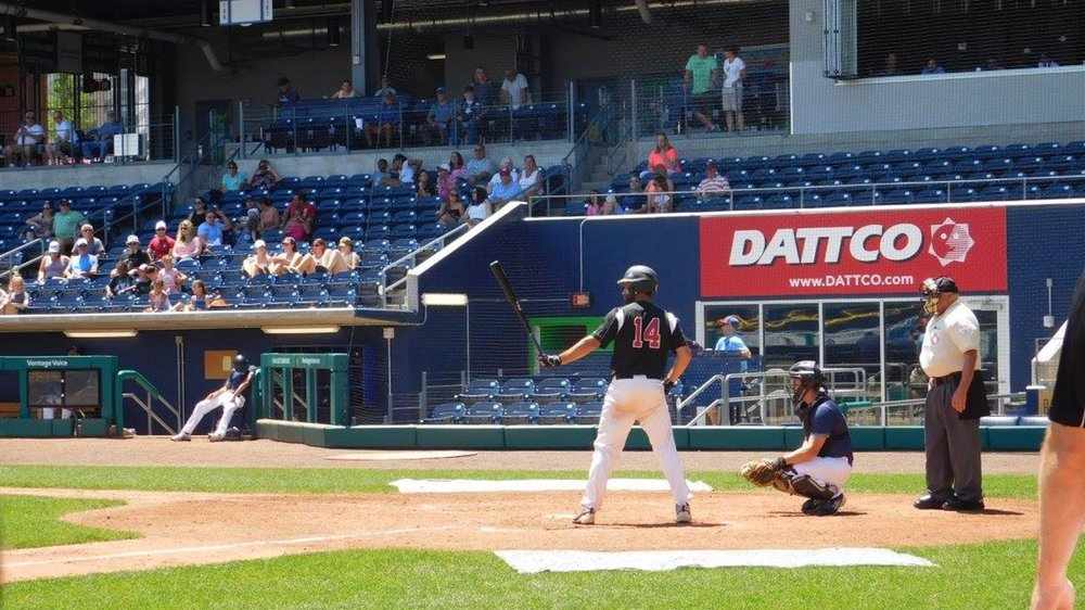 Camp Courant Kids Day at Dunkin' Donuts Park, 2017