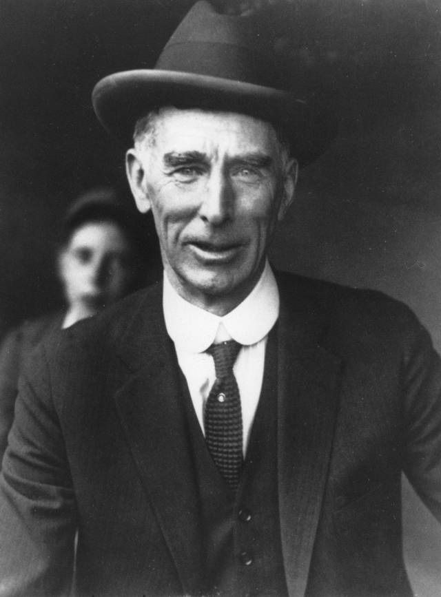 Connie Mack, 1930.