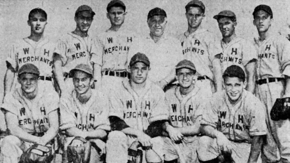 1949 West Hartford Merchants