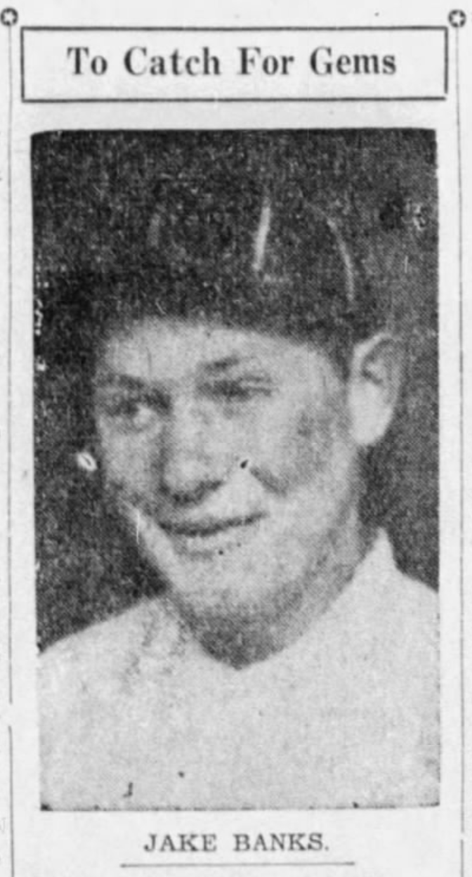 Jake Banks, Savitt Gems, 1936.