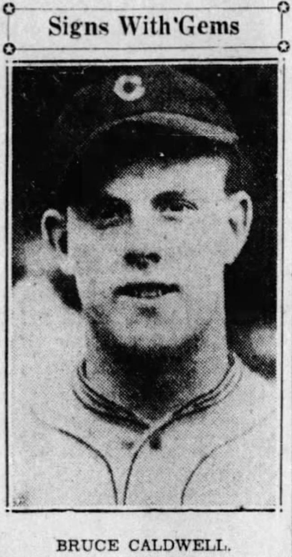 Bruce Caldwell, Savitt Gems, 1933.