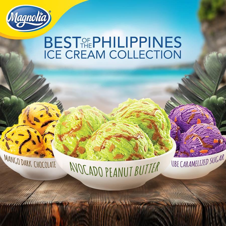 Magnolia Ice Cream Summer