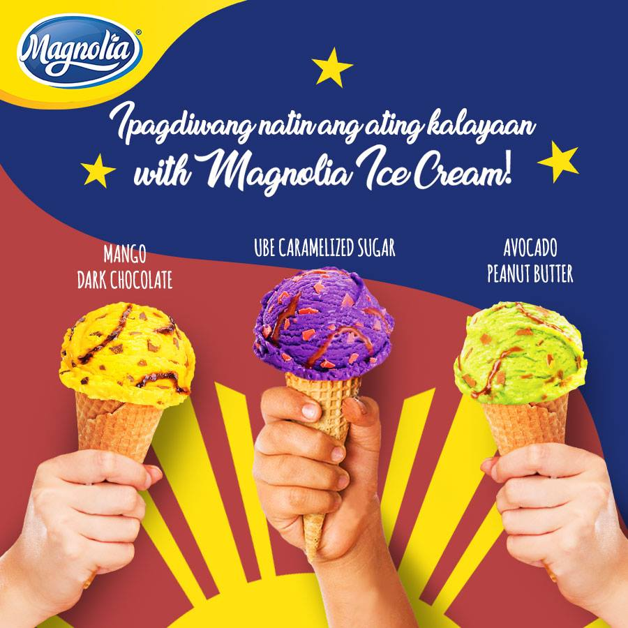 Independence Day with Magnolia Ice Cream