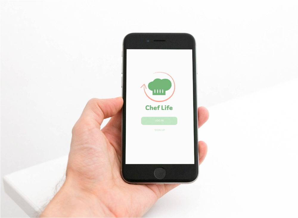 CHEF LIFE:  Meal planning and food recovery app (page in progress)