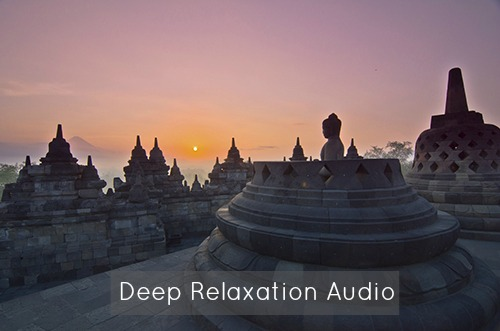 free deep relaxation audio come back to yourself retreats