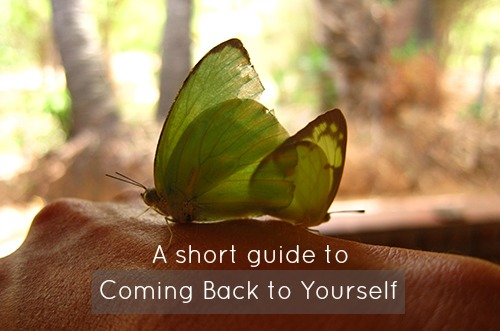 free guide come back to yourself retreats