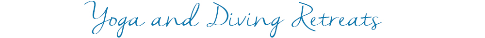 yoga and diving retreats