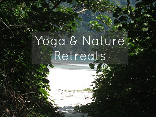Yoga and Nature Retreats Bali and France Come Back To Yourself